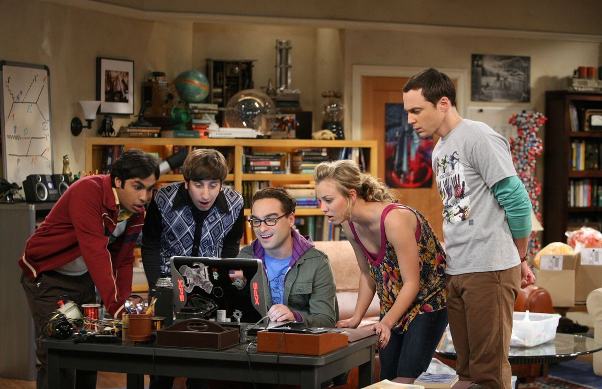 Lessons I've Learned From Watching 'The Big Bang Theory'