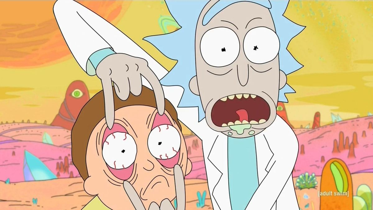 Going Back To School As Told By 'Rick And Morty'