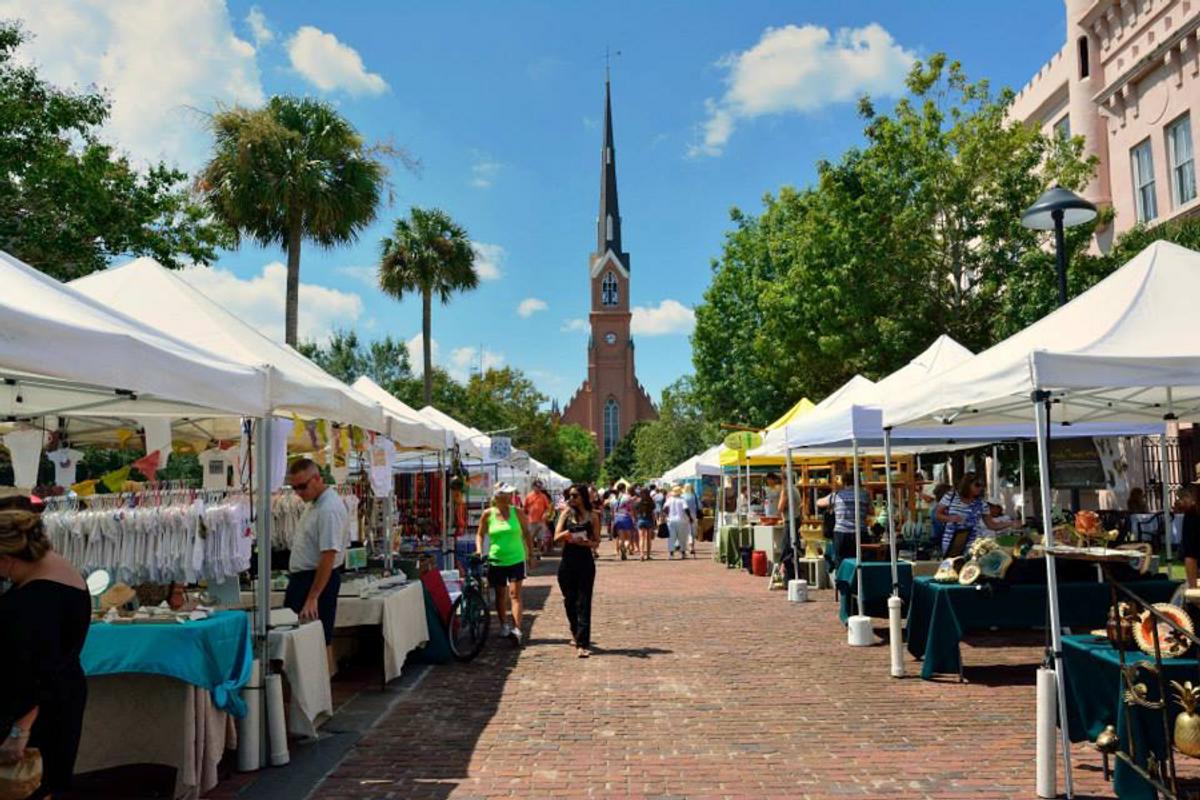 10 Reasons You Should Visit Charleston, South Carolina