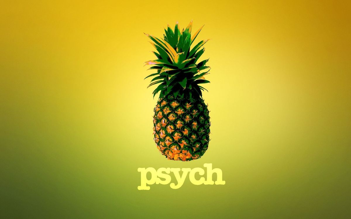 Why You Should Be Watching Psych, My Favorite TV Show