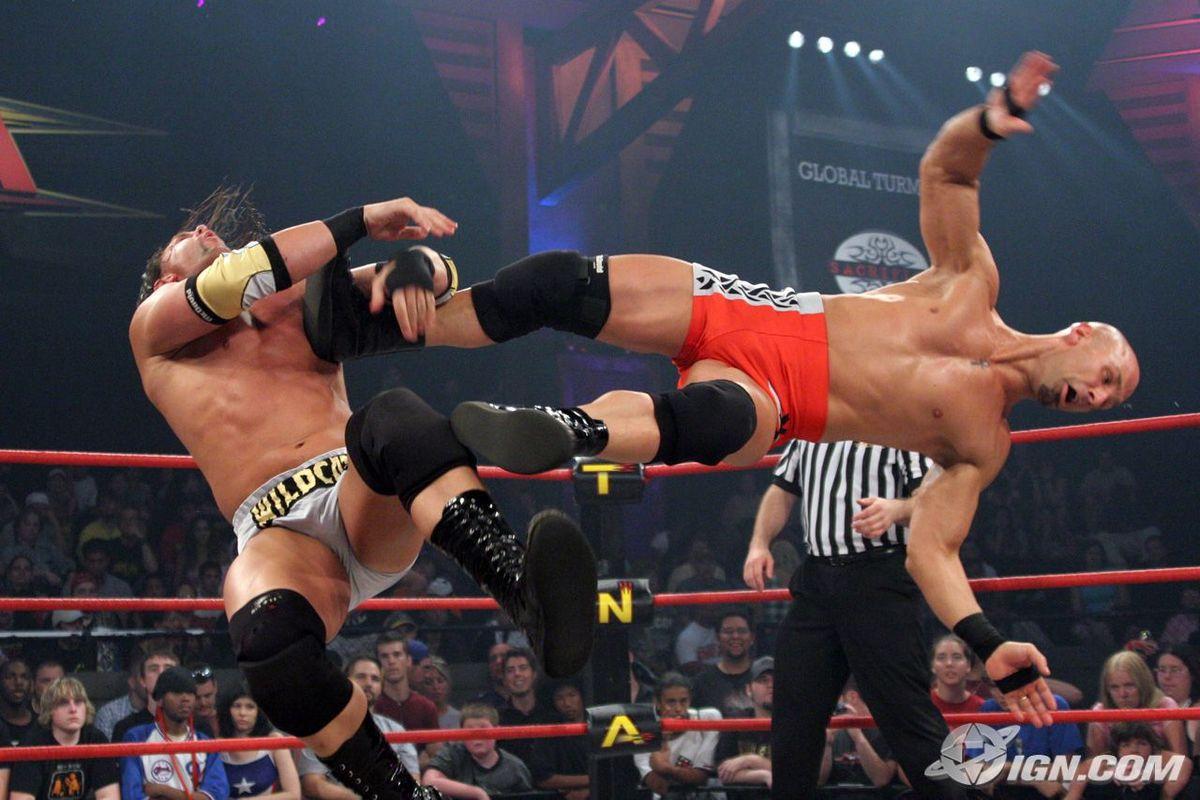 Why I Love Professional Wrestling