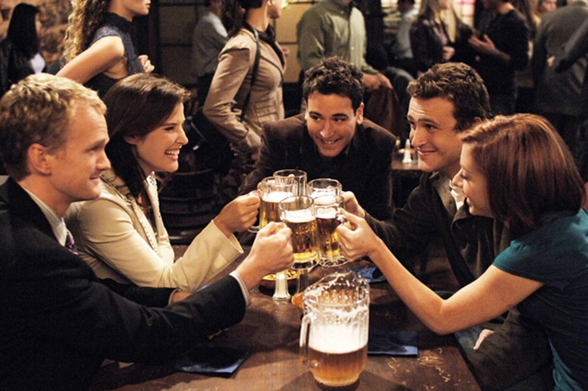 14 Ways 'How I Met Your Mother' Copied 'Friends'