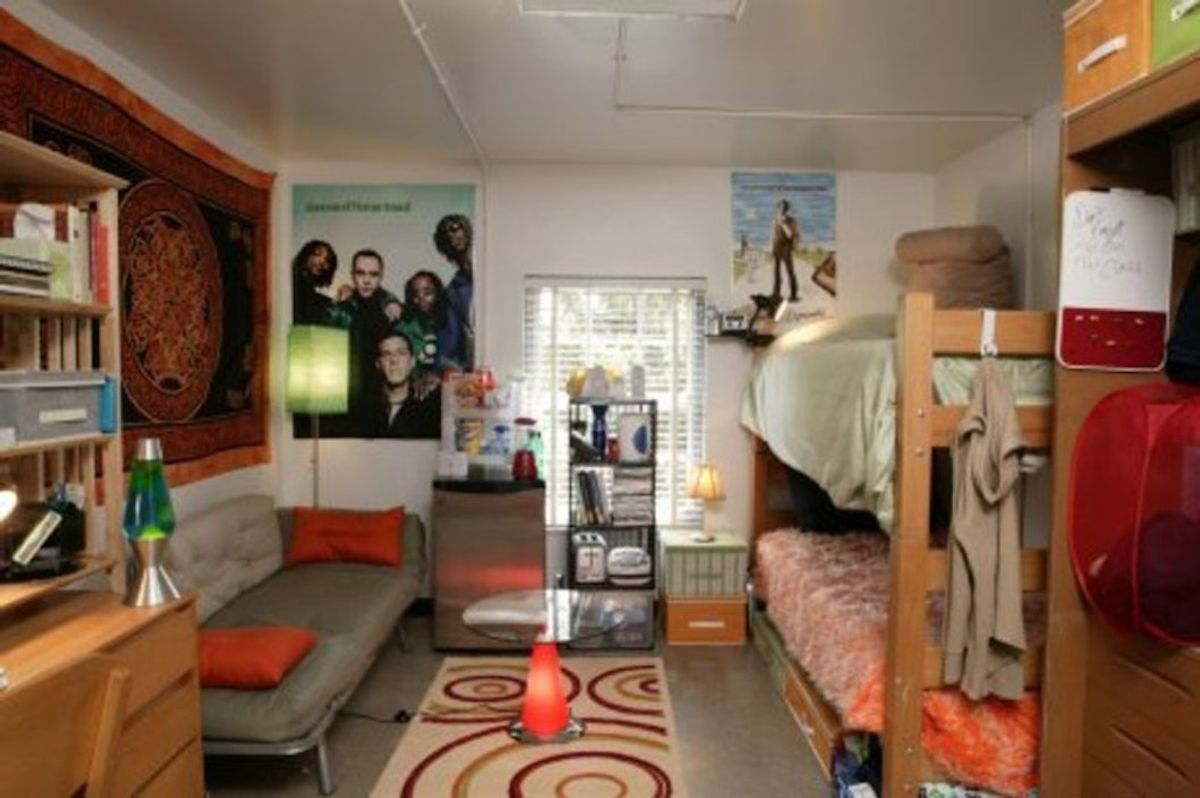 The Ultimate College Dorm Packing List