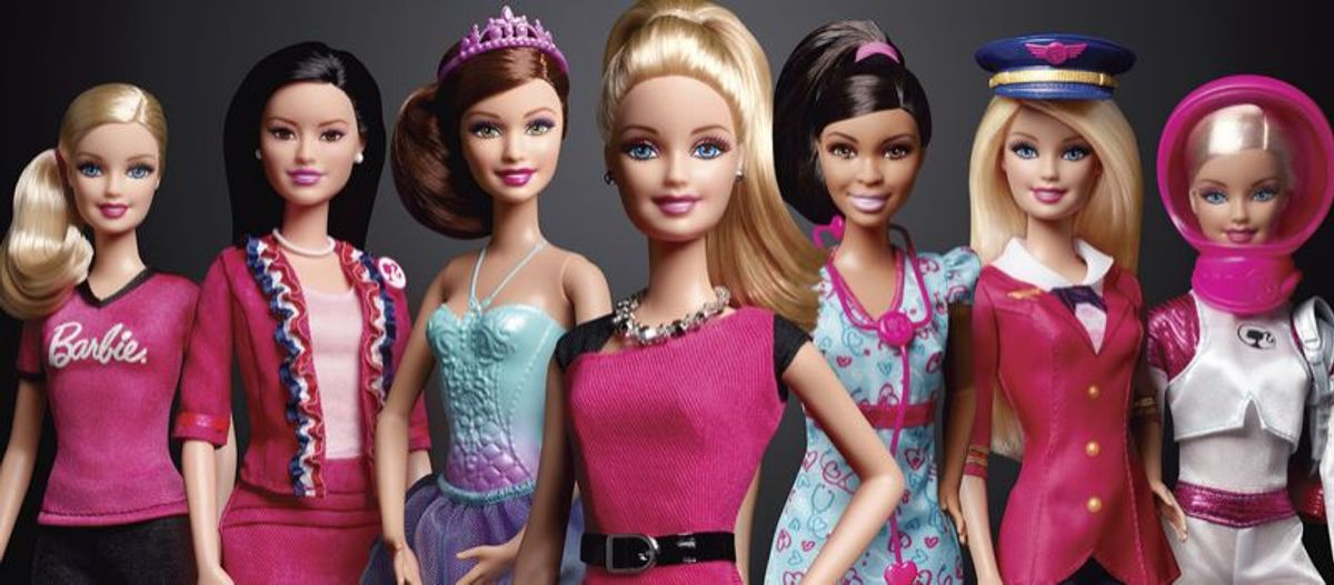 Can Mattel's New Advertising Campaign Save Barbie?