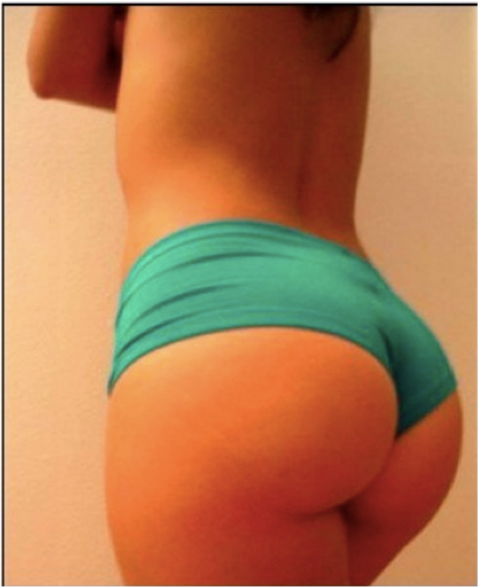 Amazing Round Ass your personality as toldyour butt shape
