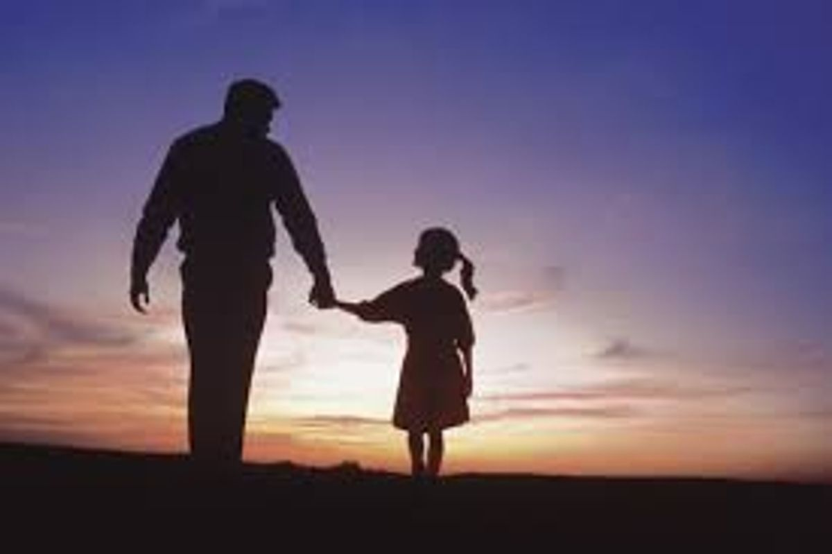 Open Letter to My Dad on Father's Day