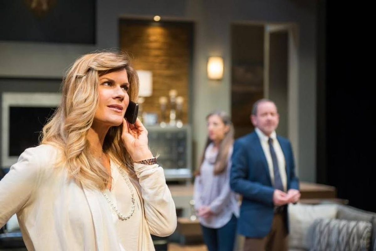 McKeever's 'After' Takes Zoetic Stage