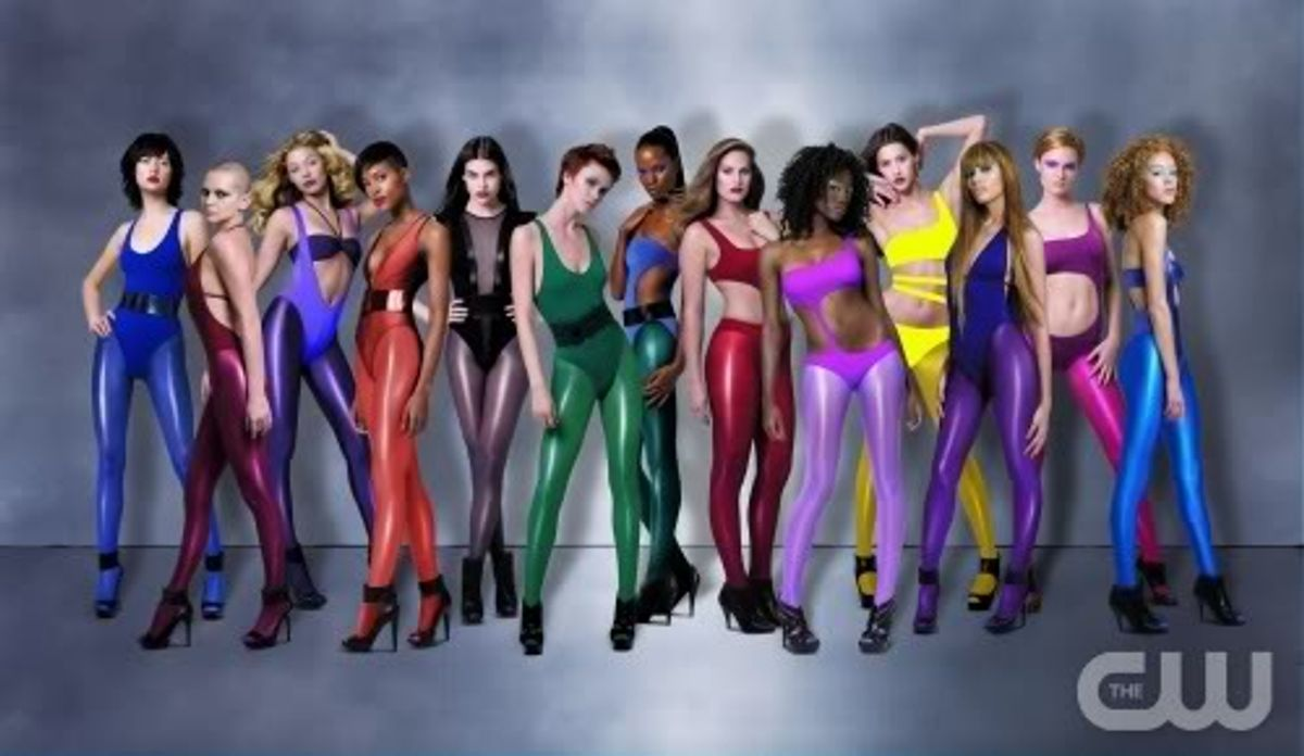 8 Reasons Why 'America's Next Top Model' Is The Ultimate Guilty Pleasure Show