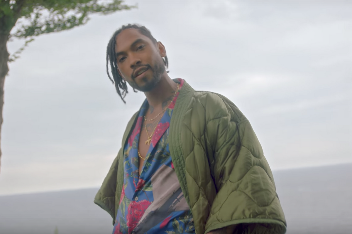 Miguel and Travis Scott Are Ready to (Stylishly) Celebrate in 'Sky Walker' Video