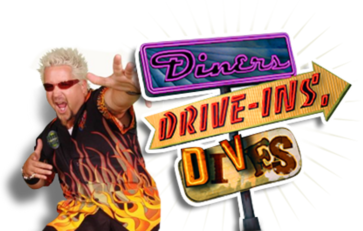 38 Thoughts While Watching 'Diners, Drive-ins & Dives'
