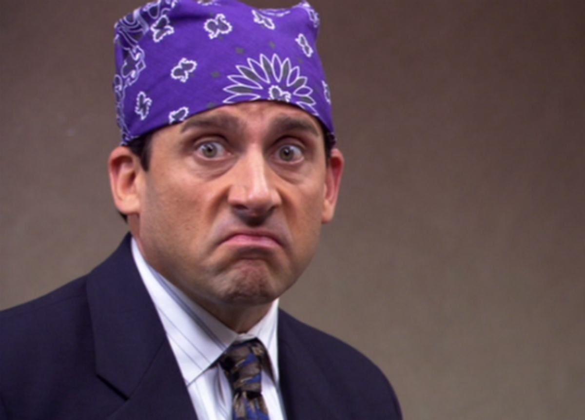 Top 10 Reasons Why Michael Scott Is A College Student