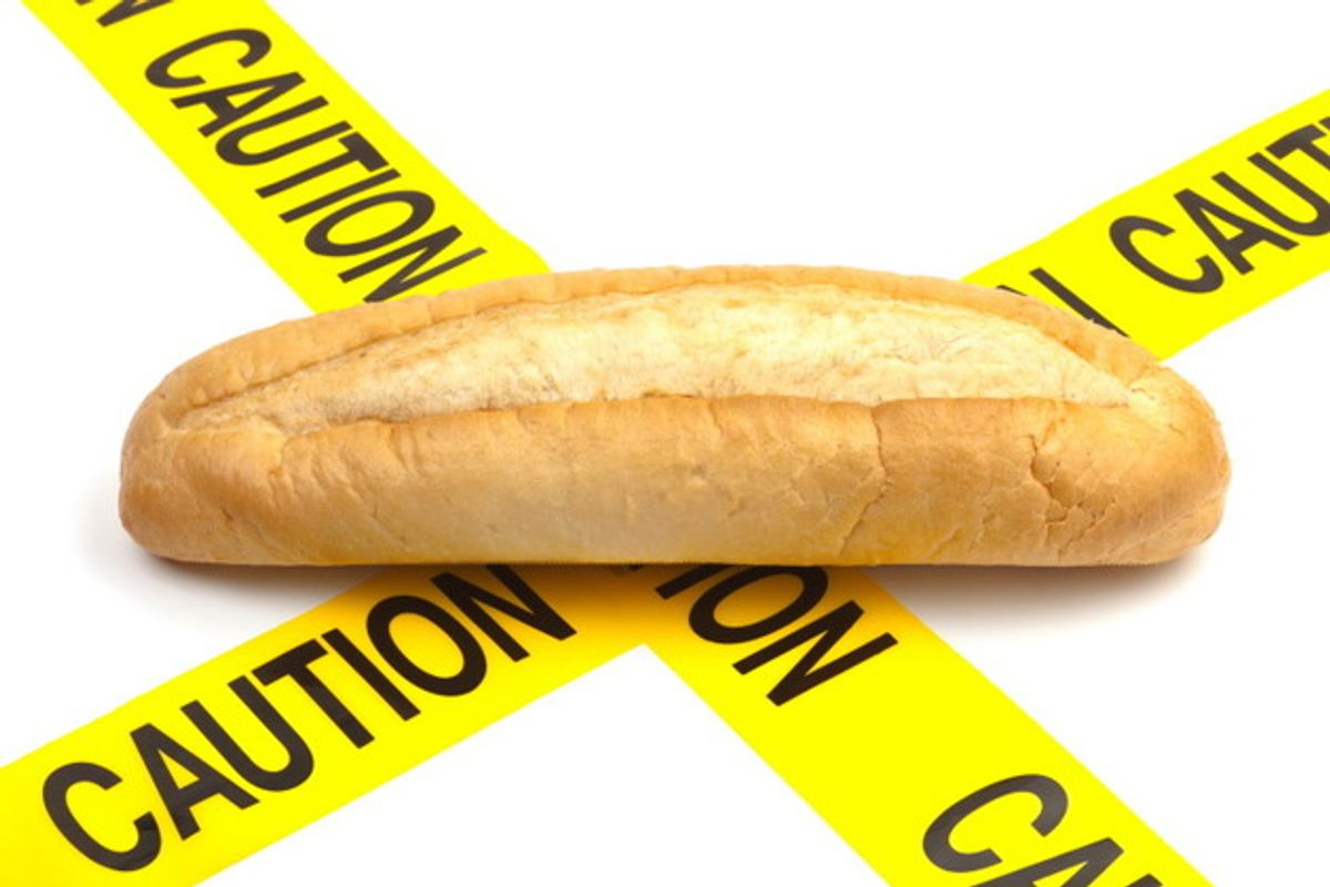 10 Things That Happen When You Tell People You Have Celiac