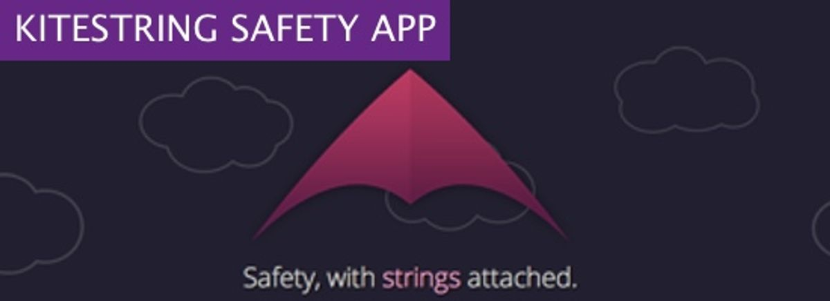 Kitestring: The Website That Could Save Your Life