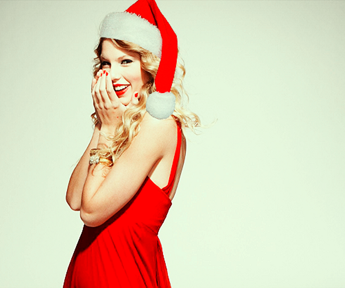 """Taylor Swift Changes the Game with """"Swiftmas"""""""