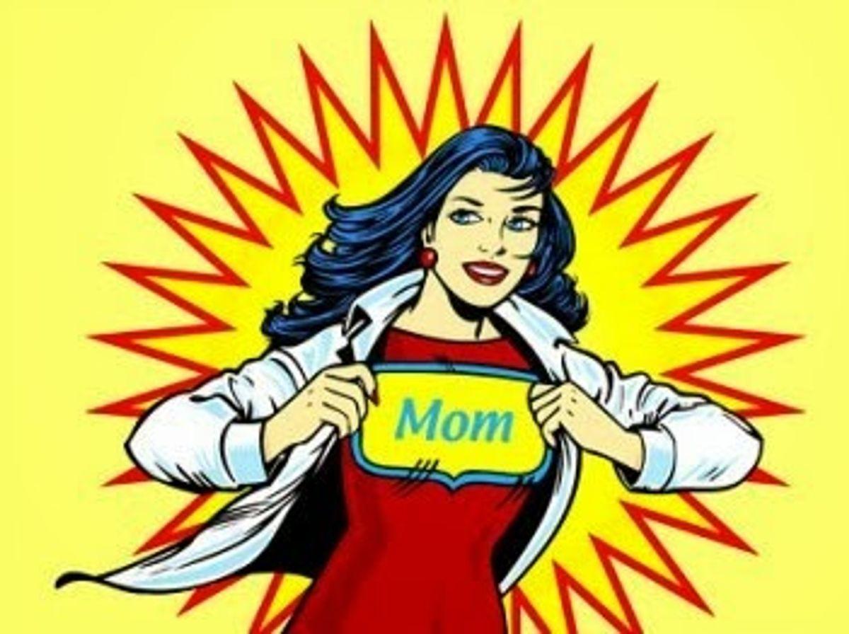 Why My Mom Is My Superhero
