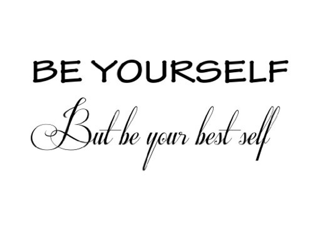 How to Be Your Best Self in 2015