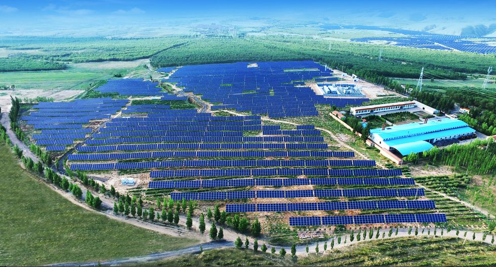 China Has Already More Than Doubled Its 2020 Solar Power Target