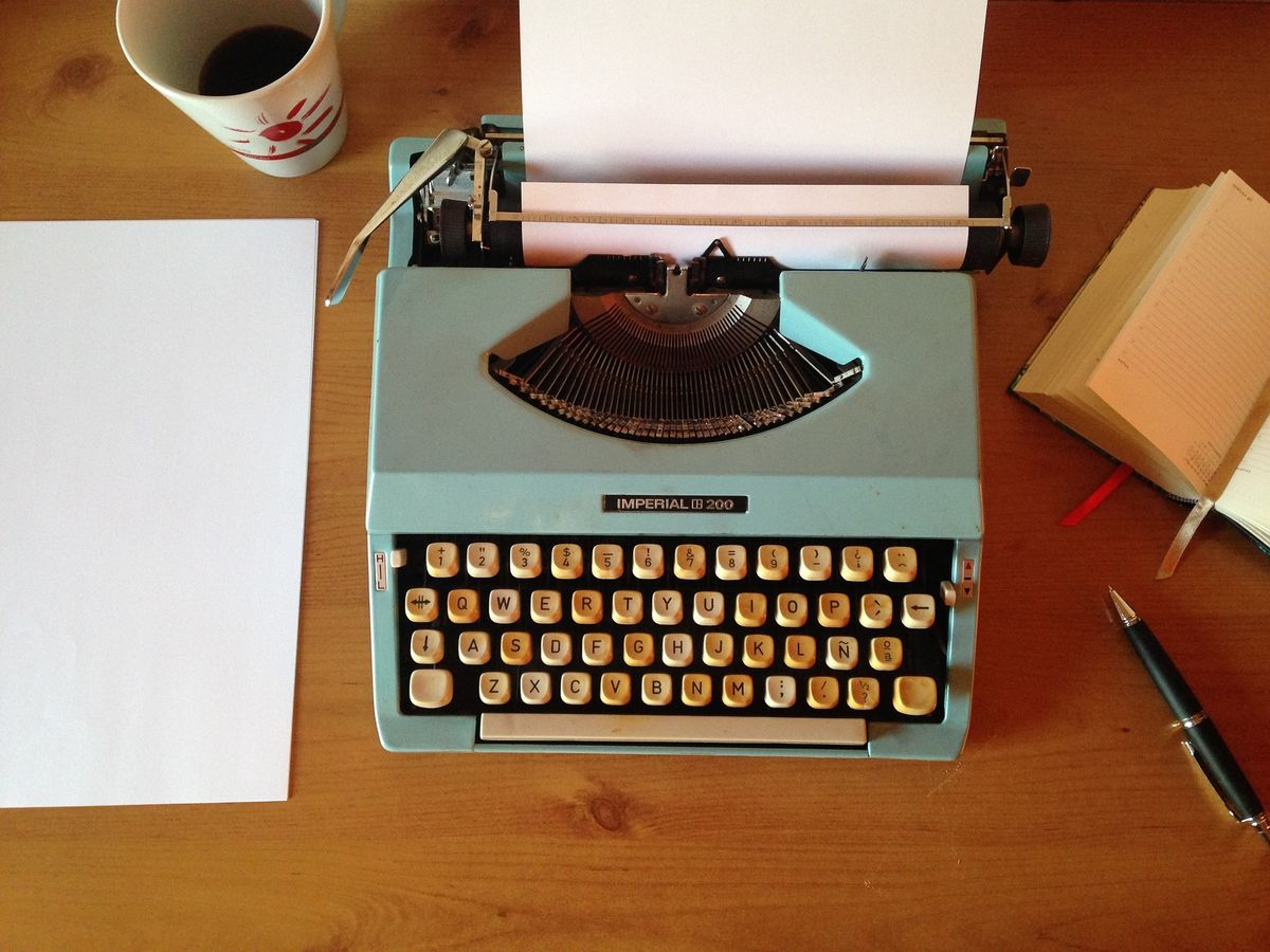 10 Stages Of Writing