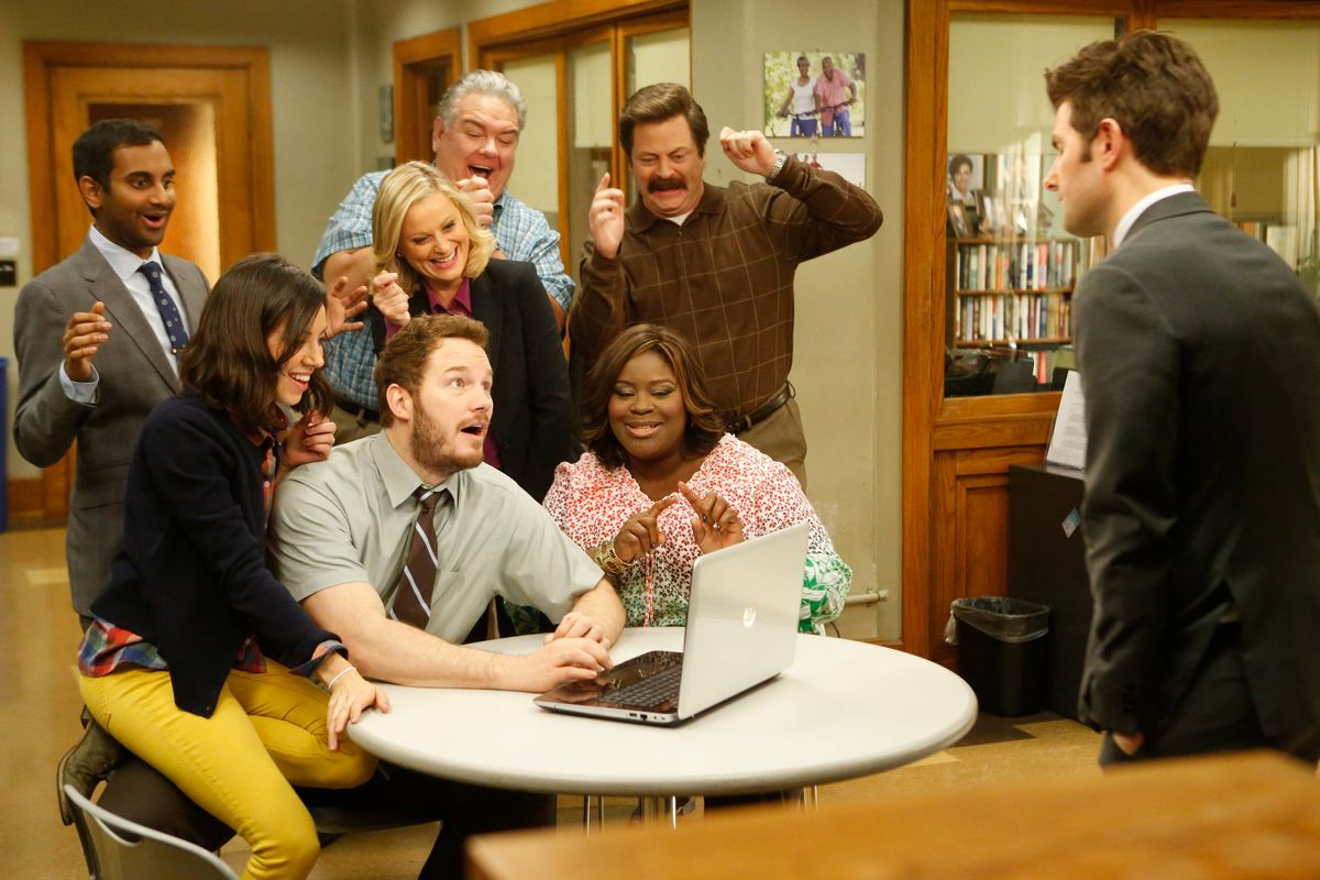 """Thoughts Every Returning Student Has During Move-In Day As Told By """"Parks & Recreation"""""""