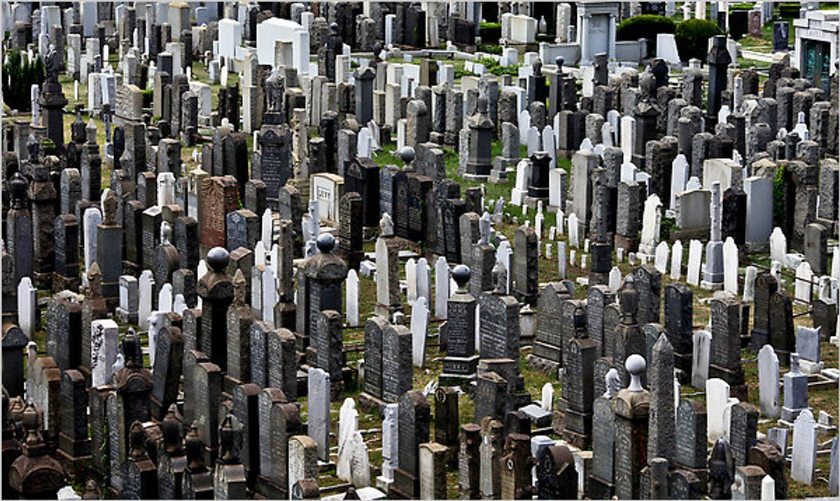 9 Facts About Graveyards And Dead Things You're Dying To Know