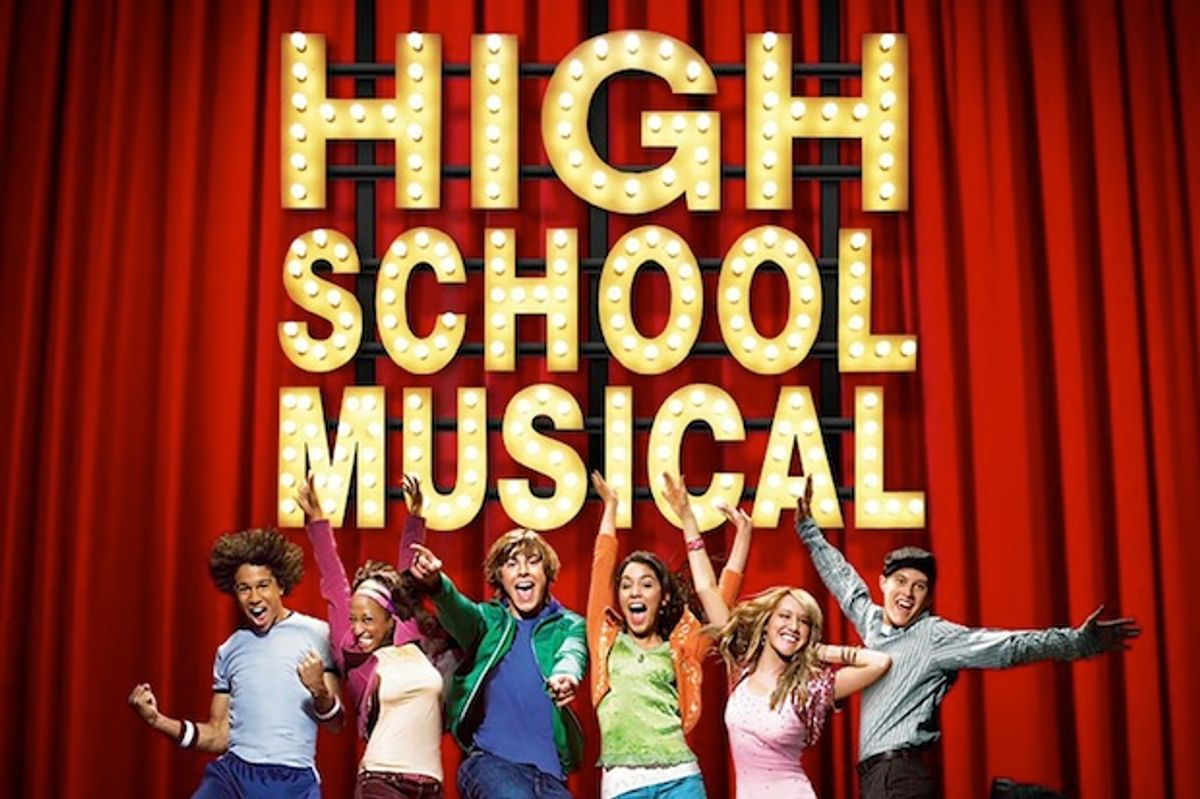 Beginning Spring Quarter As Told By High School Musical