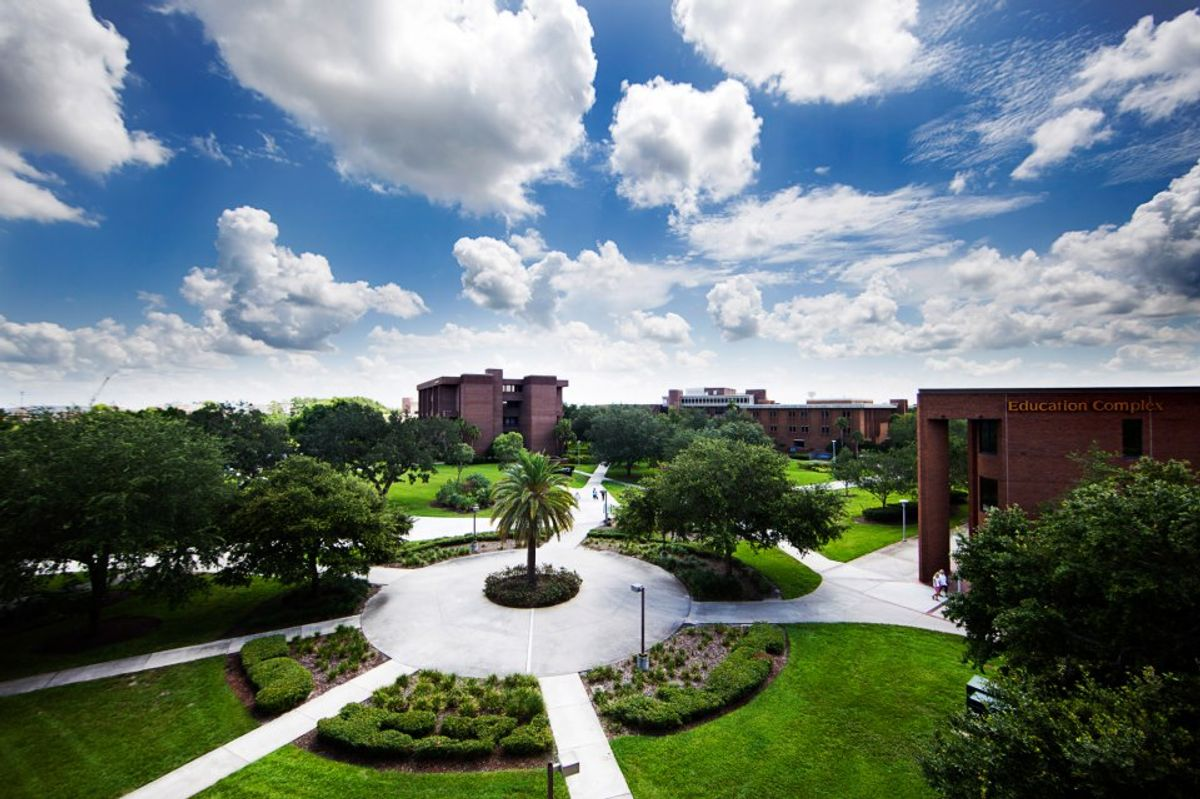 17 Signs You've Been At UCF For A While