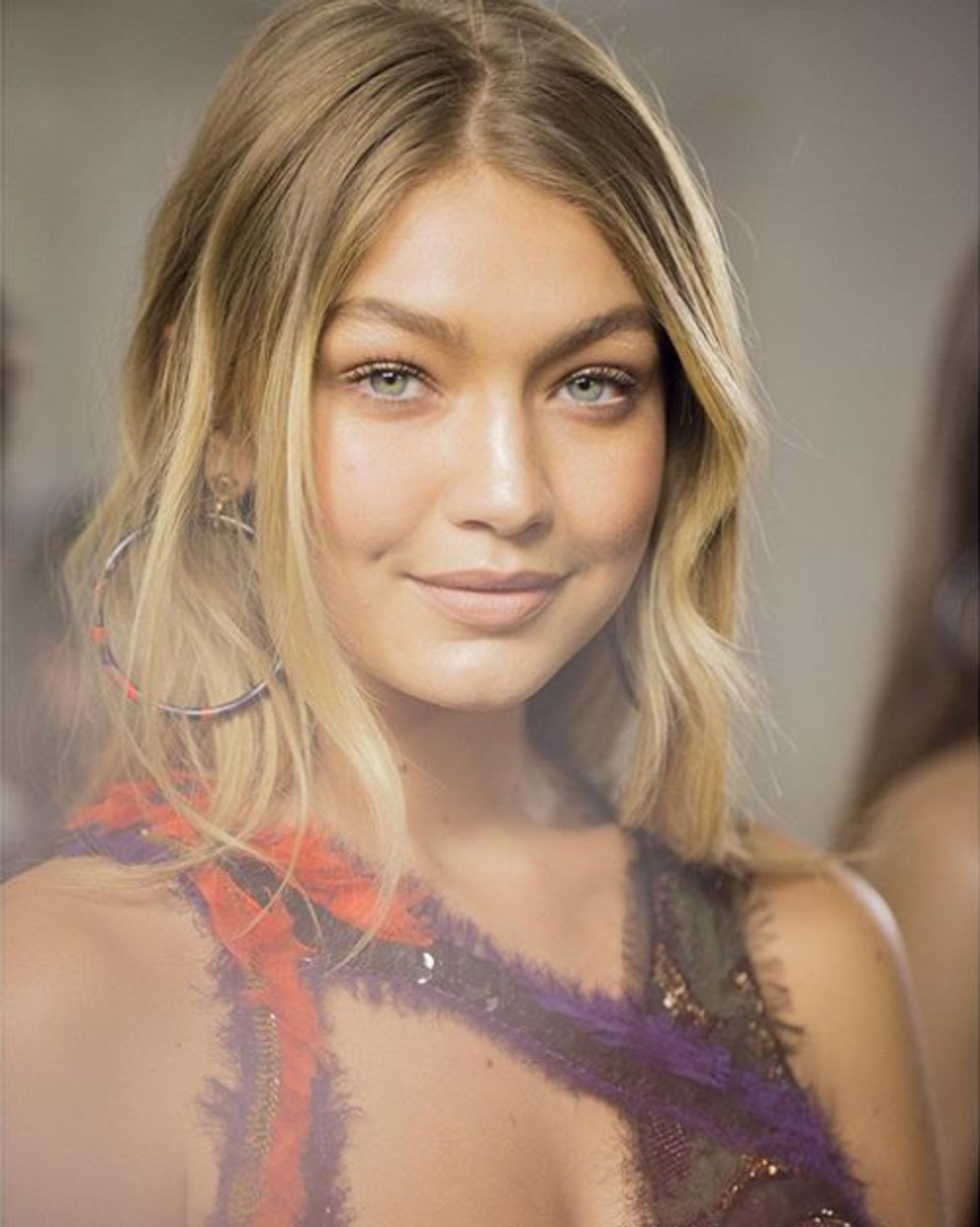 Fit For The Runway: Gigi Hadid Stands Up Against Body Shamers