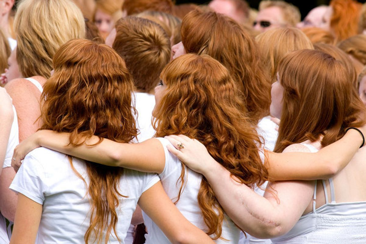 25 Things You Probably Shouldn't Say to a Redhead