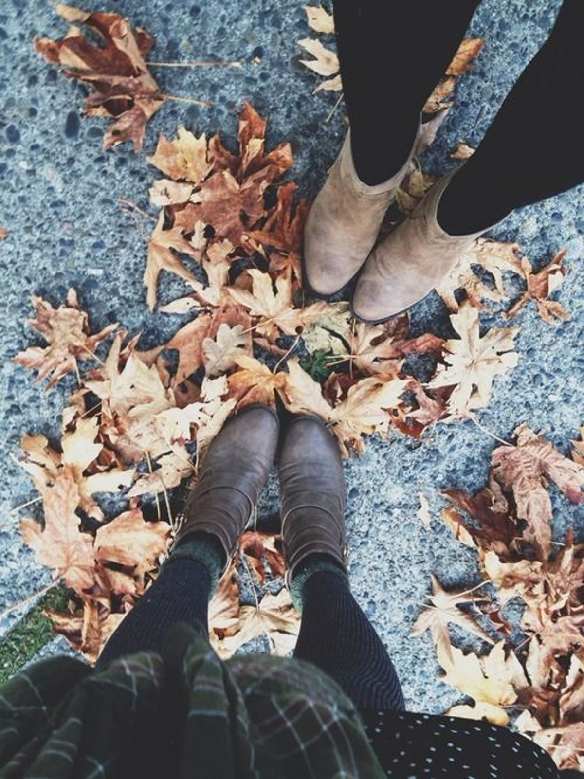The 7 Stages Of A Basic White Girl In Fall