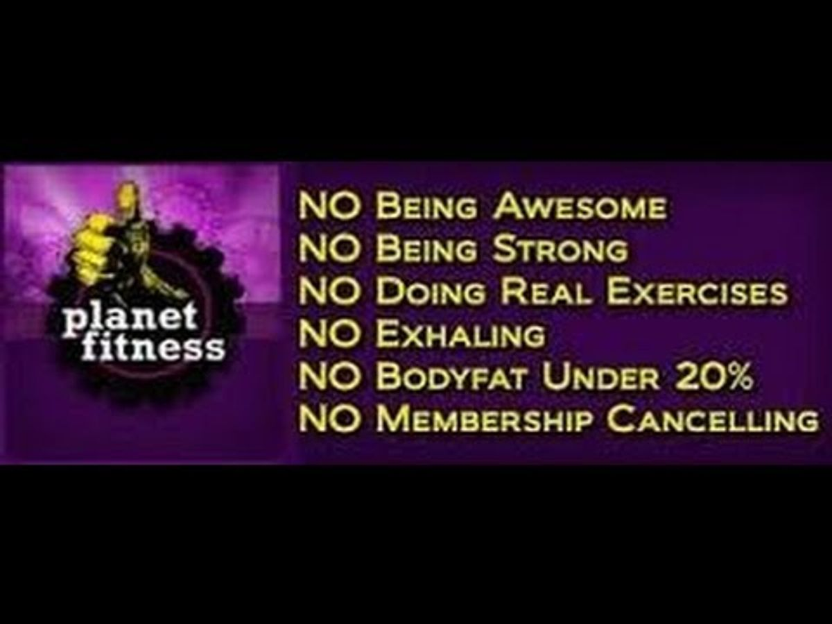 Why You Should Stay Away From Planet Fitness