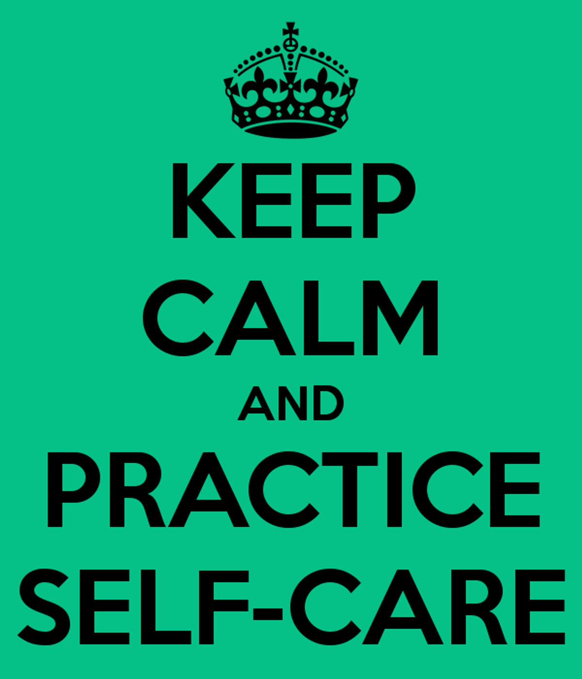 Self-Care for Dummies: College Edition