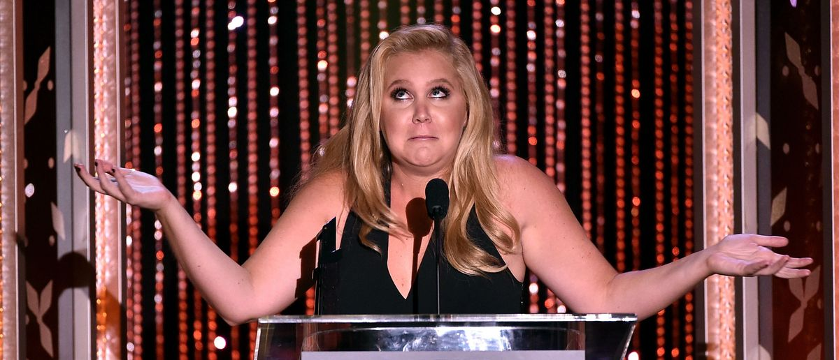 Finals Week As Told By Amy Schumer
