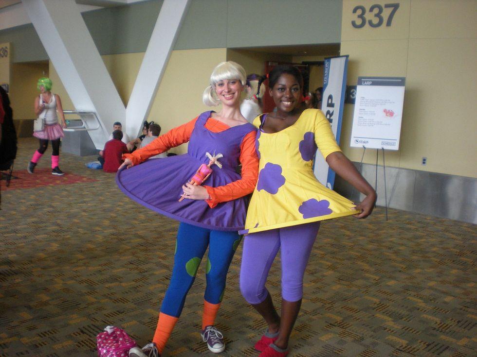 16 Nickelodeon Halloween Costumes Only 90s Kids Will Appreciate