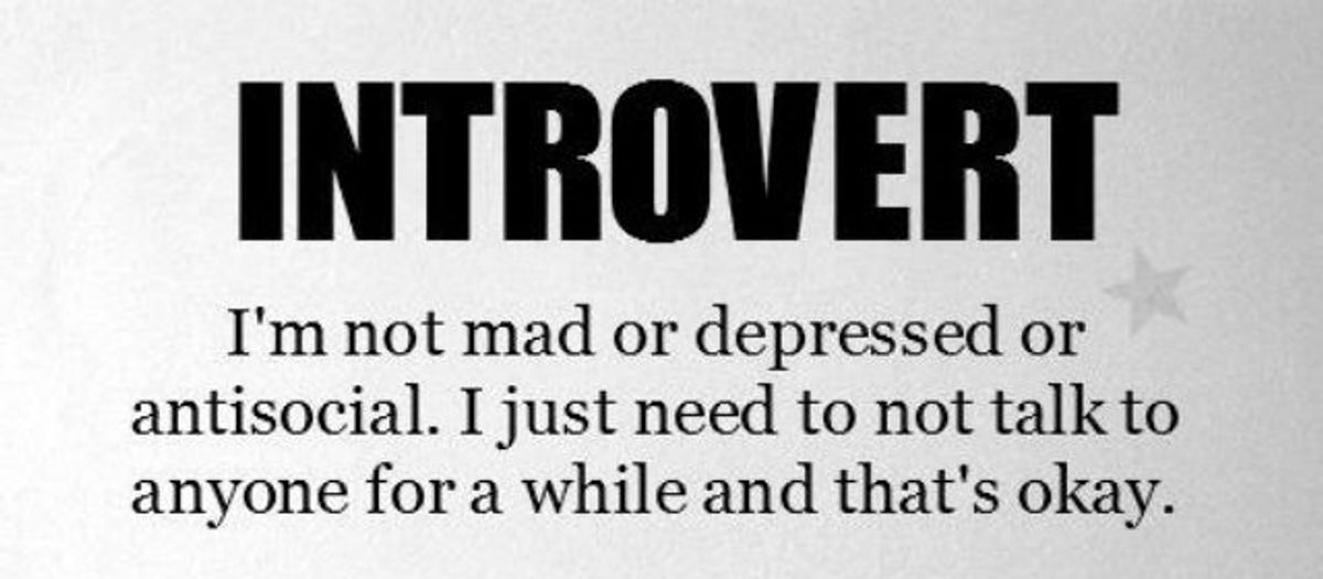 A Few Misconceptions About Introverts