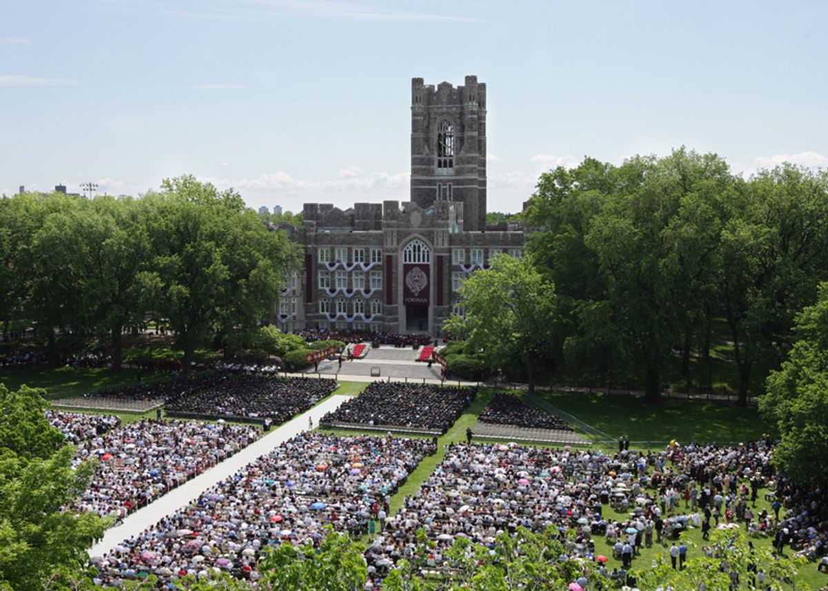 8 Celebrities You Didn't Know Went to Fordham University