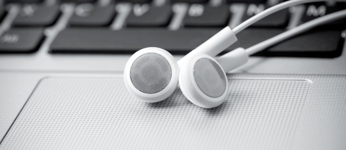 Confessions Of A Podcast Addict