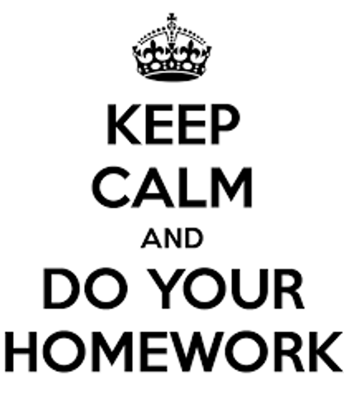 15 Things I'd Rather Be Doing Than Homework