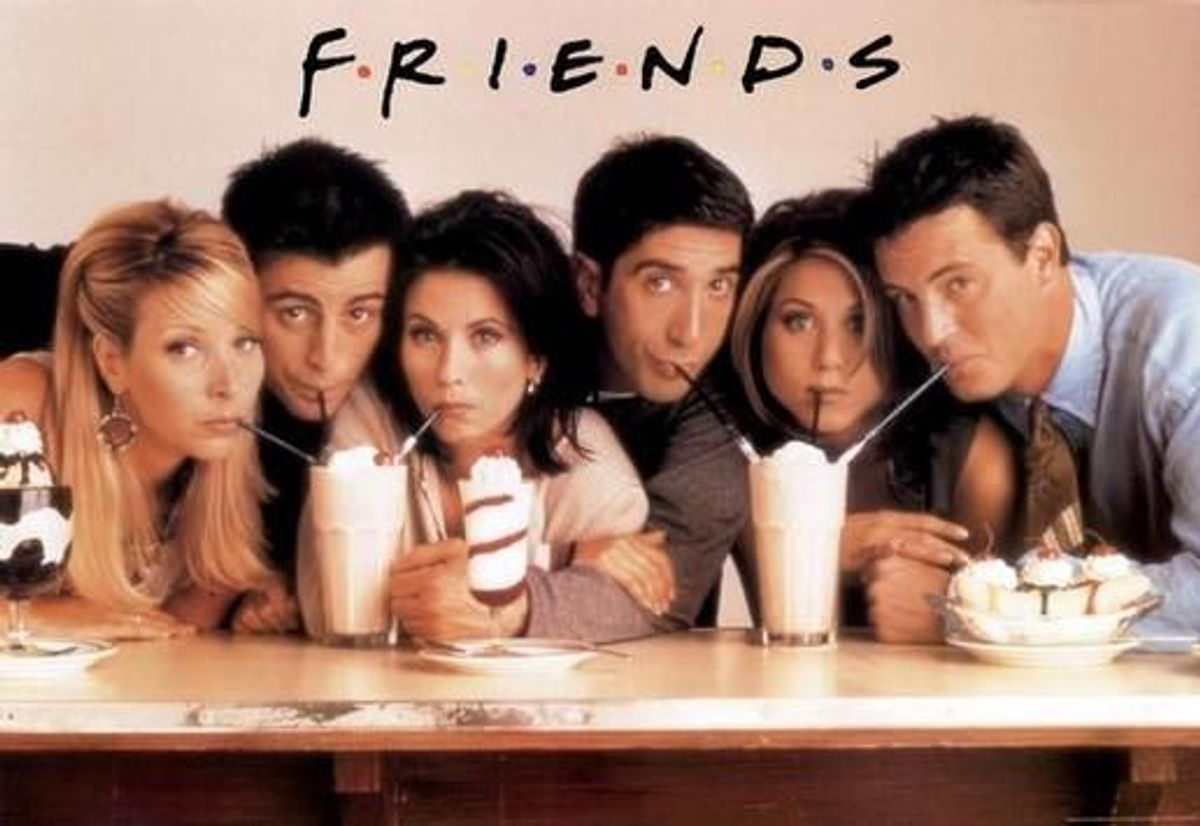 Why the TV Show Friends is So Relatable