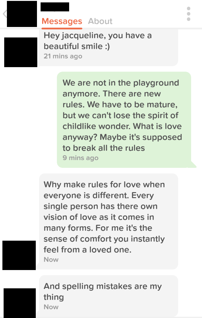 What Happens On Tinder When You Only Use Michael Scott Quotes?