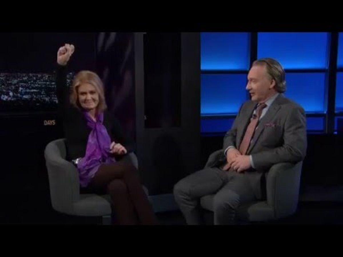 An Open Letter To Gloria Steinem