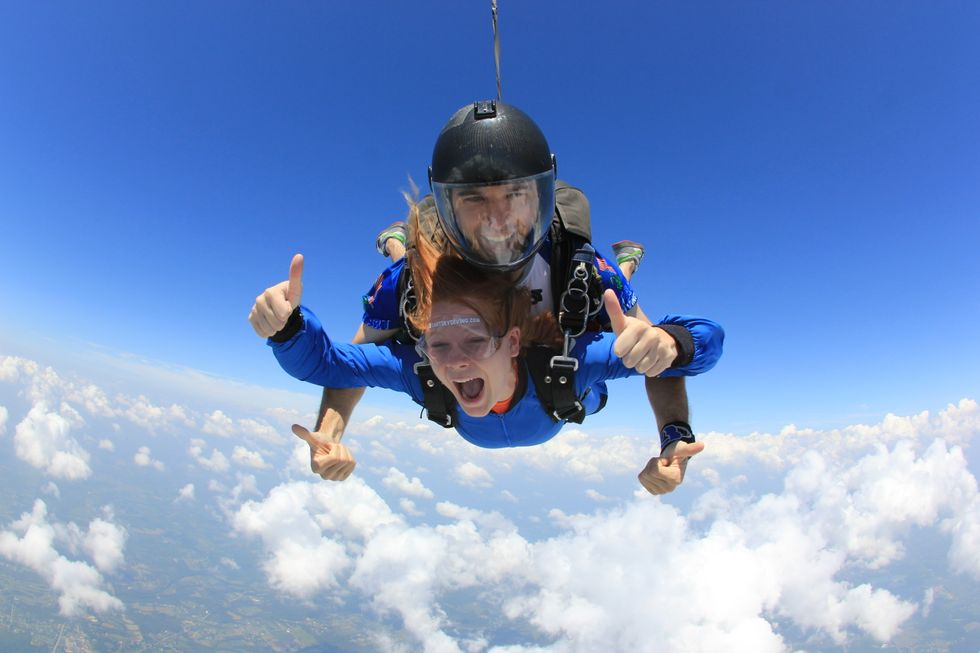 5 Reasons You Should Go Skydiving
