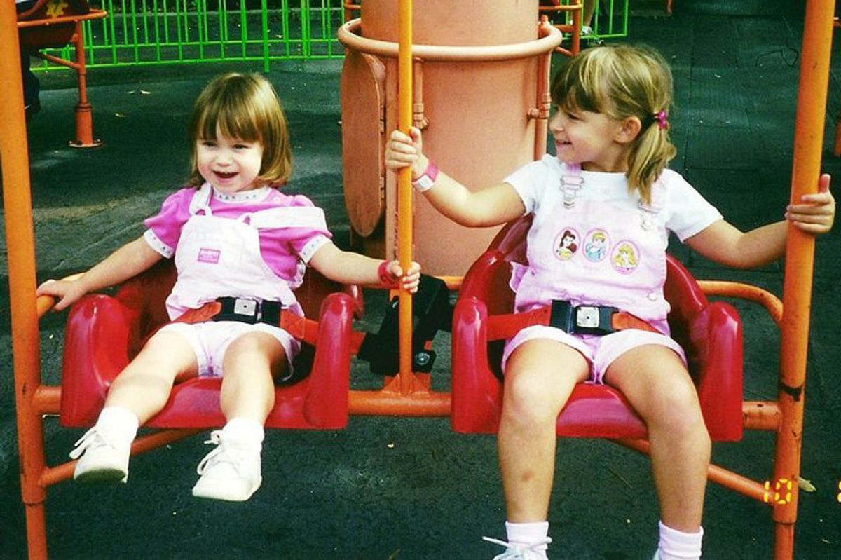 A Letter to My Sister (And My Best Friend)