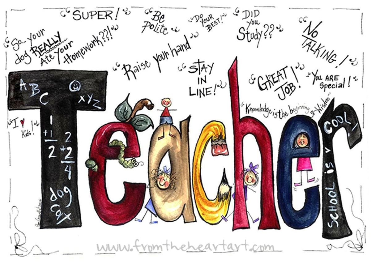 Why Being A Teacher Is One Of The Hardest Yet Most Rewarding Careers