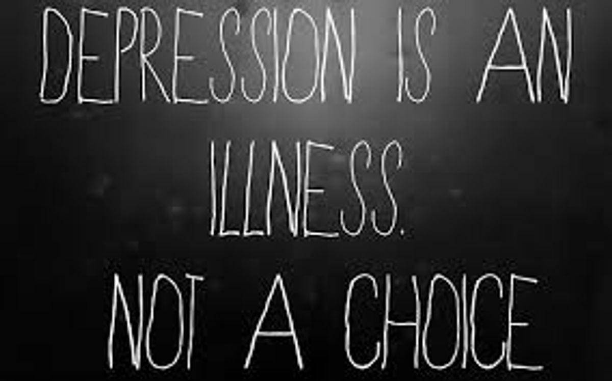 Stop Romanticizing Depression