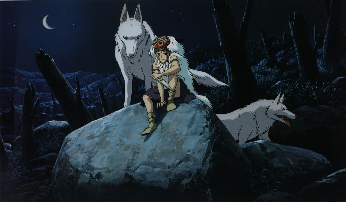 Why 'Princess Mononoke' Is One Of The Greatest Films Of All Time