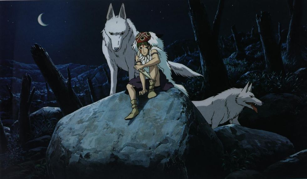 Why Princess Mononoke Is One Of The Greatest Films Of All Time