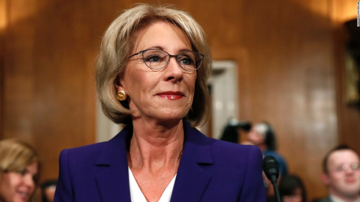 5 Flaws That Prove America's Education System Was Broken Before DeVos