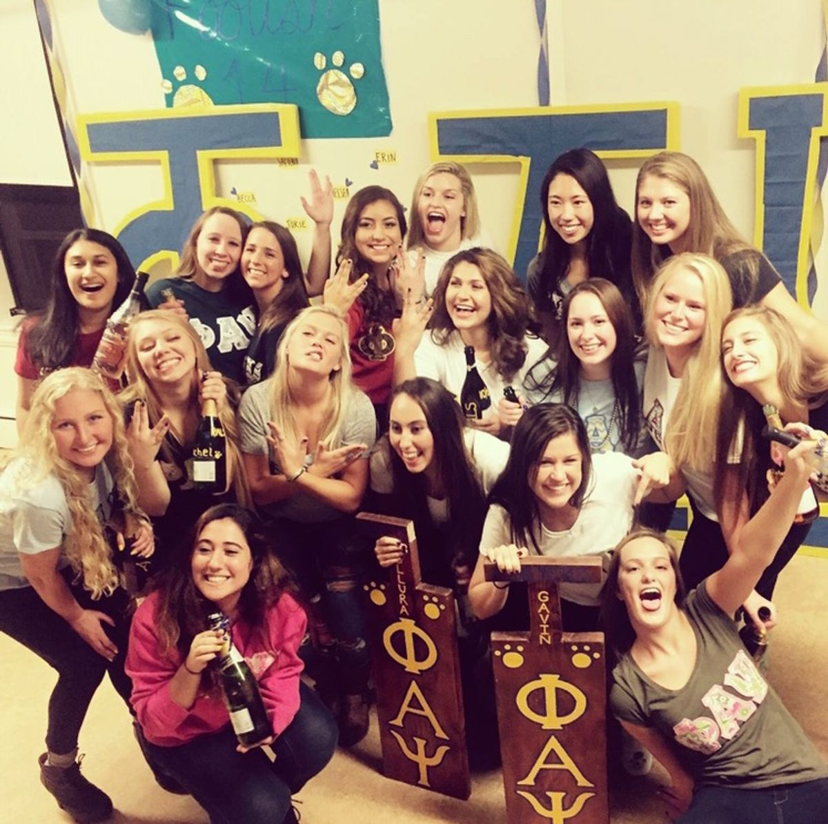 10 Things That Will Happen When You Join A Sorority