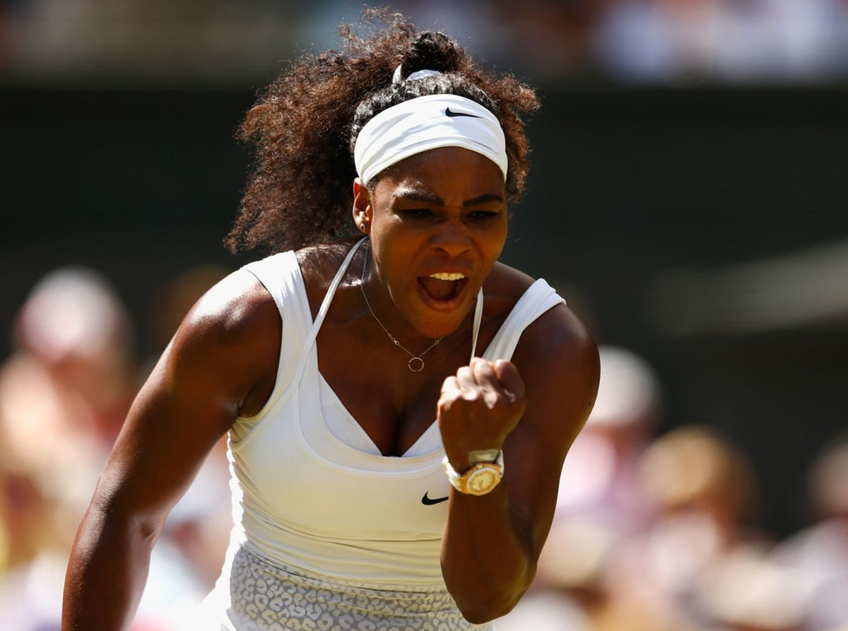 Serena Williams' Massive Influence