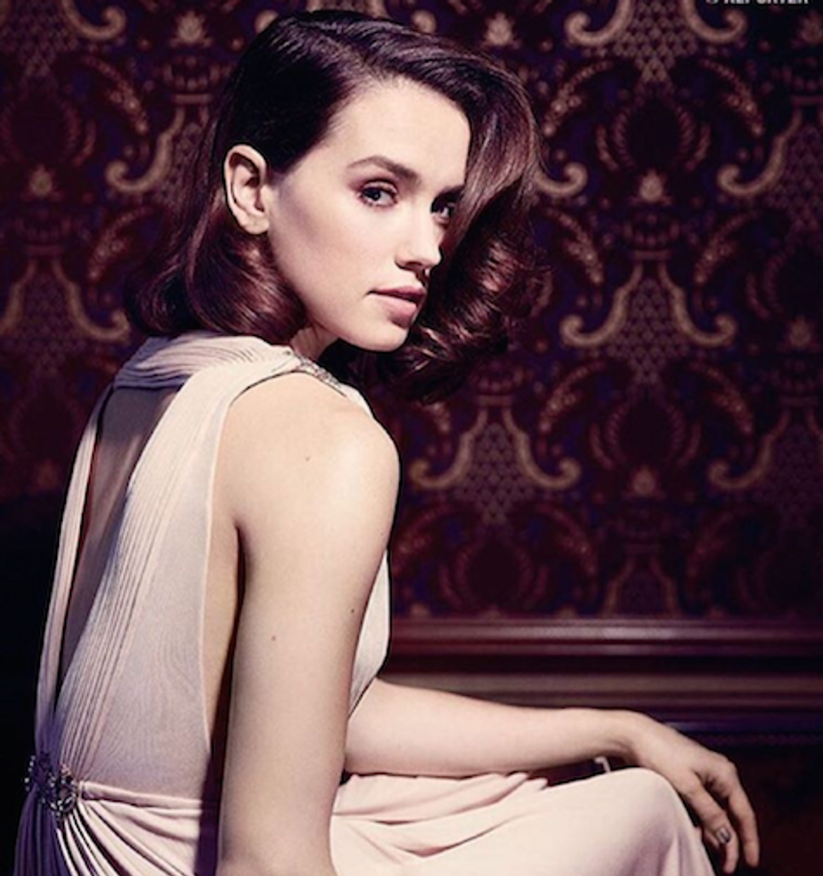 'Star Wars' Actress, Daisy Ridley, Defends Herself Against Body Shamers